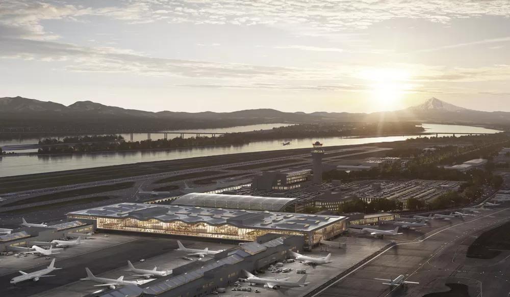 Skanska wins more work on $950m Portland airport redevelopment