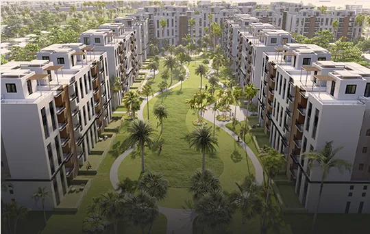 ECO West Project, New City Developments latest, launched in Egypt