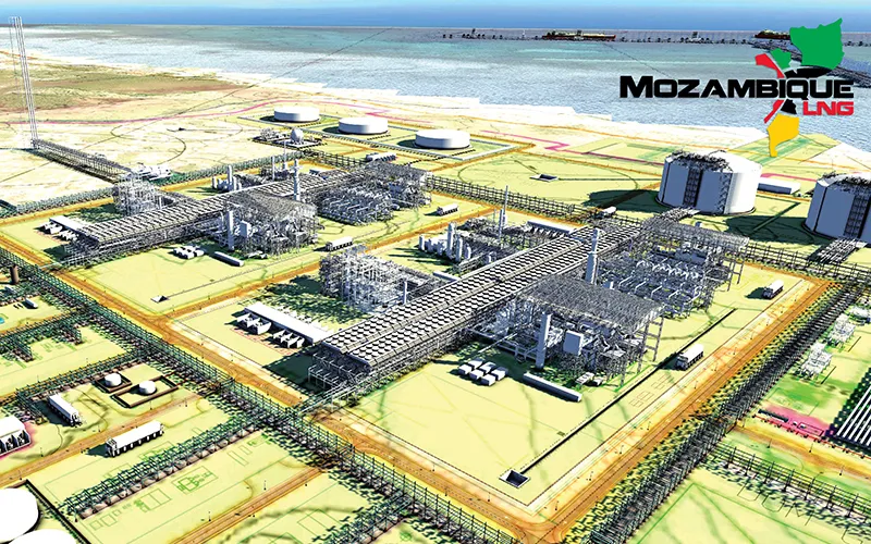 ABB brought on board to power Total-led Mozambique LNG project
