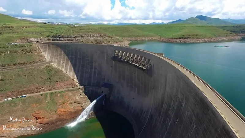 Lesotho Highlands Water Project (LHWP) to be operational in 2027