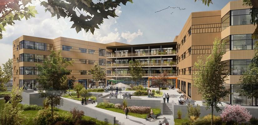Skanska to build Norwegian school complex