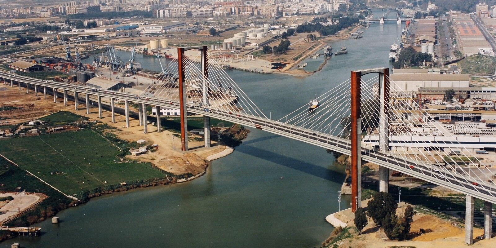 "ACCIONA to upgrade Seville's ""Centenario"" Bridge"