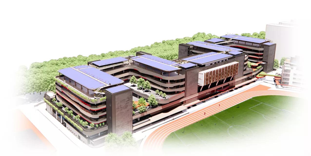 Singapore American School launches $400m campus upgrade