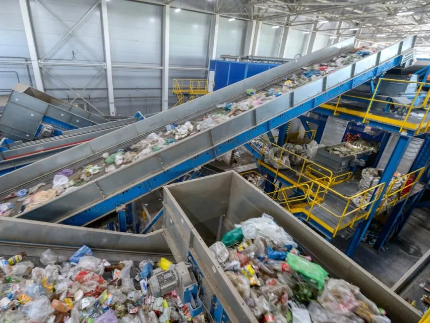 Tunisia plans to construct a waste sorting/treatment center