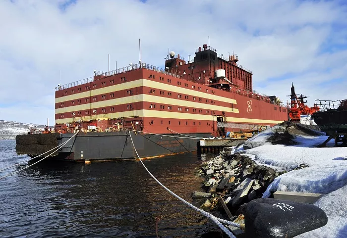 Russia plans up to five floating nuclear power stations for northeast wilderness
