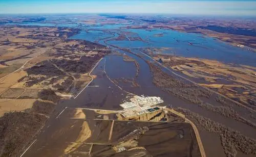 Webuild wins new water sector contract as subsidiary Lane awarded $258 million contract for Kansas Citys Levees Flood Protection Project