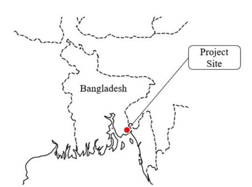 MoU Signed with EGCB for the Joint Development of the Feni Solar PV Power Plant Project in the People's Republic of Bangladesh