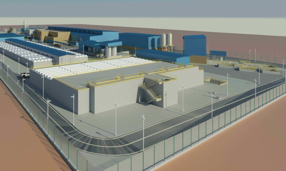 Savener awarded design contract for Barka V SWRO desalination plant in Oman