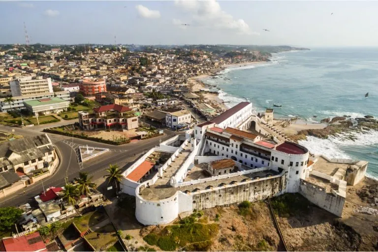 Cape Coast Green City project in Ghana launched