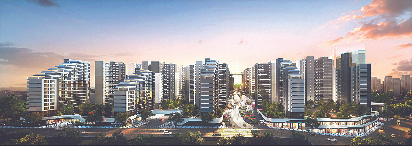 Hyundai E&C's cumulative orders for urban renewal projects exceed 1.2919 trillion won