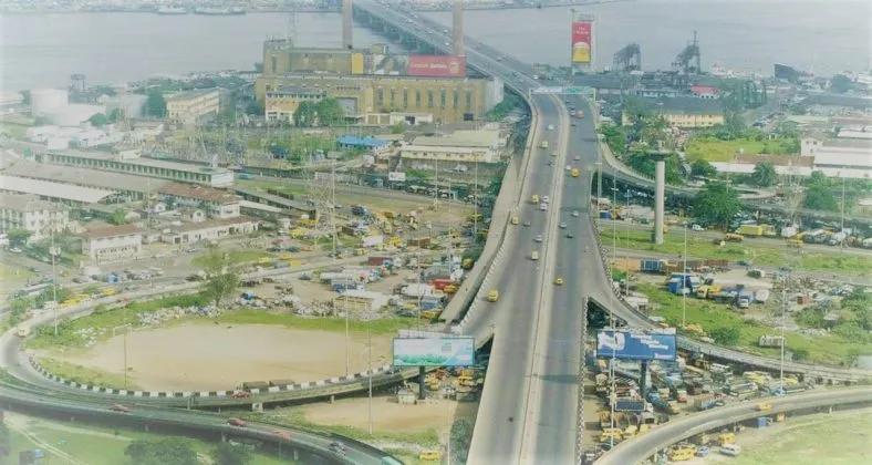 Eko Bridge in Lagos, Nigeria, to undergo rehabilitation works from June 4th