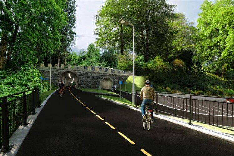 Viedekke wins contract for Bergen tunnel conversion