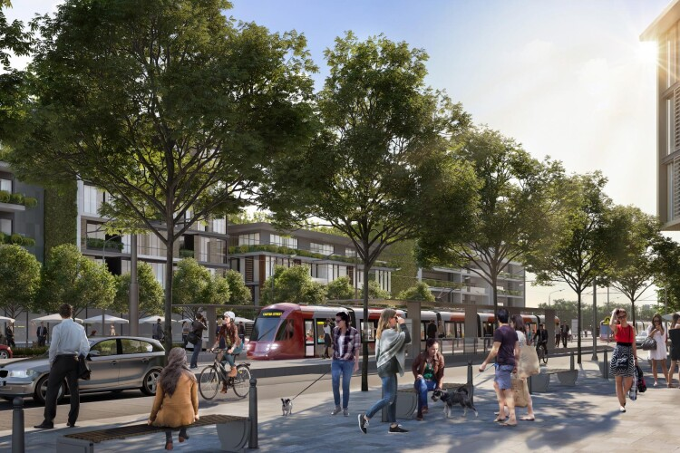 Work to begin on next stage of Sydney light rail