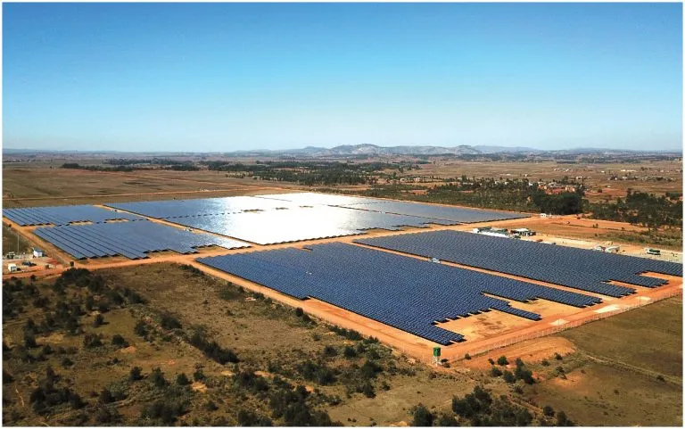 Ambatolampy solar power plant in Madagascar set for extension