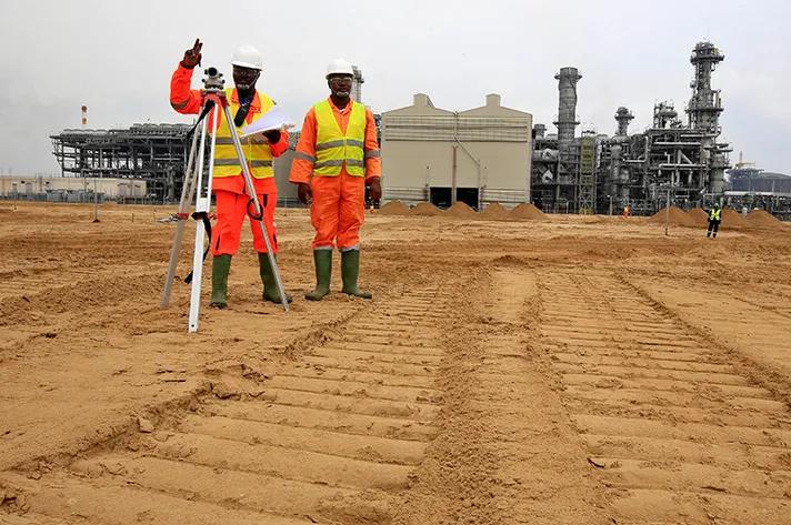 Nigeria LNG Train 7 project officially inaugurated by Muhammadu Buhari