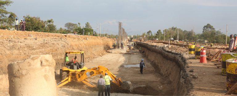 Construction of US $36m Juja Farm road project in Kenya kicks off