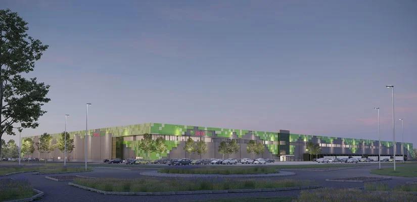Skanska invests about SEK 540M in a logistics facility in Helsingborg, Sweden