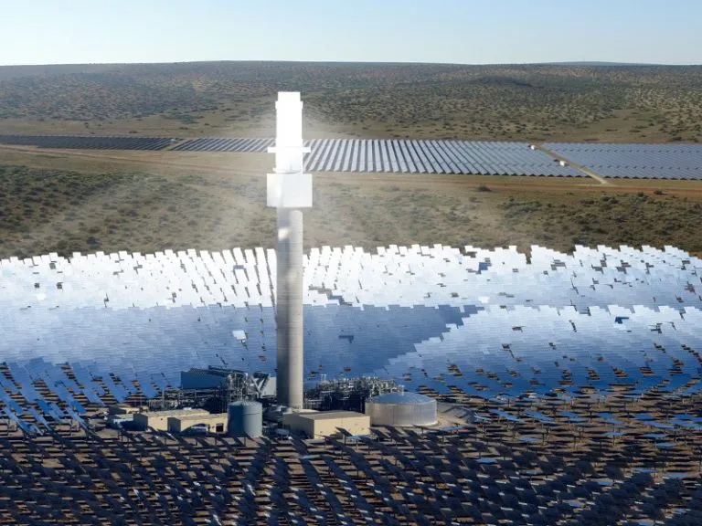 Redstone CSP project in South Africa, to get US$ 50M boost