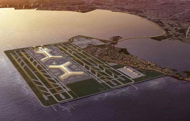 CCCC set to renew bid to build Philippines' $10bn Sangley Airport scheme