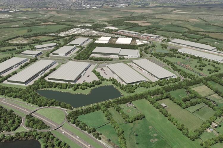 South Staffs to get £1bn logistics park