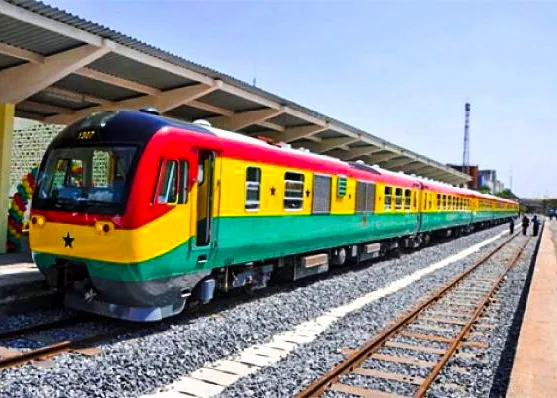 Financing agreed for construction of 100km section of Western Railway Line in Ghana