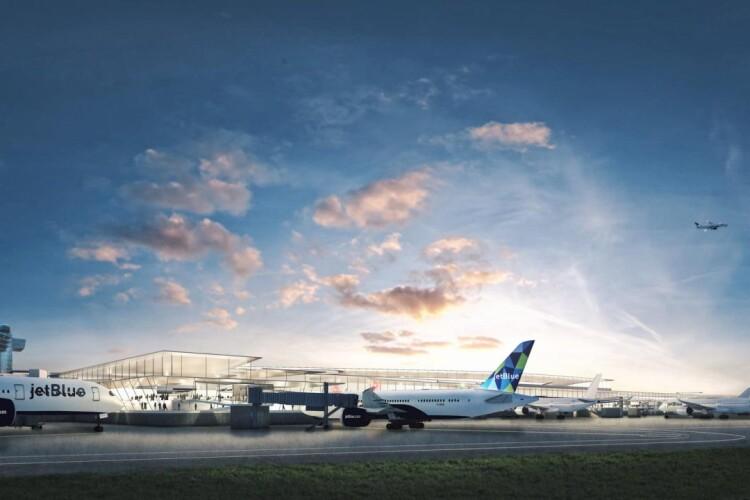 Planning resumes for $3.9bn terminal at JFK