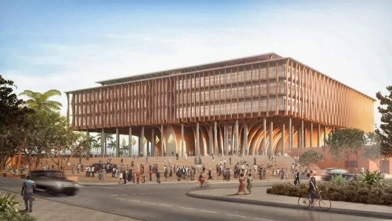 New Benin National Assembly Building Project in Porto-Novo