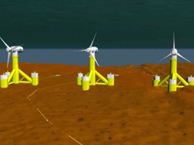 Japan and Ireland partner on Canadian tidal power project