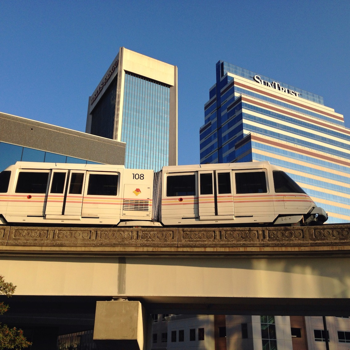 Balfour Beatty to start extending Jacksonville's Skyway people mover line