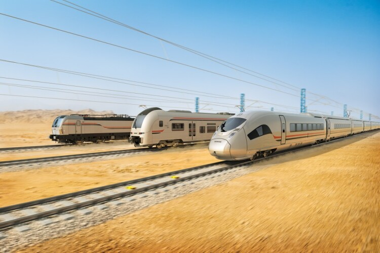 Deal signed for 660km Egyptian high-speed rail