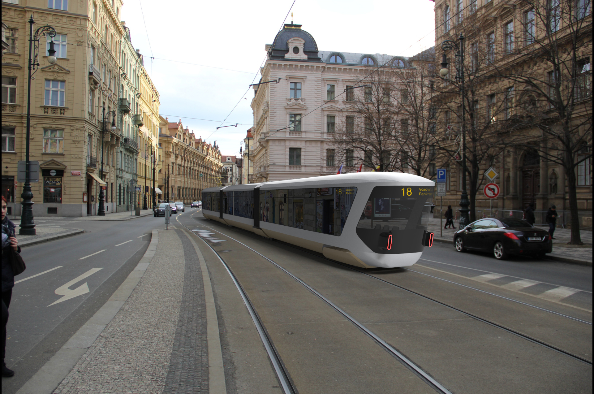 Colas secures two contracts to extend the T3 tram in the west of Paris