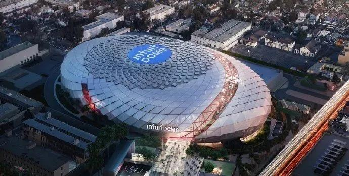 AECOM celebrates groundbreaking of Intuit Dome, future home of the LA Clippers
