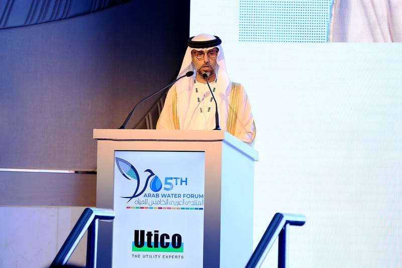 UAE to develop three desalination projects to address water security needs