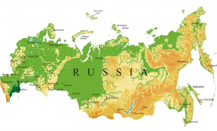 Major Russian road and bridge projects are being planned