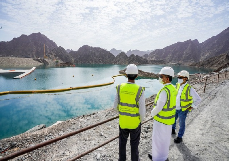 DEWA to float tender on Hatta Sustainable Waterfalls project
