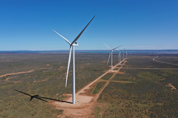 Iberdrola will supply green energy to the BHP Olympic Dam mine project in South Australia
