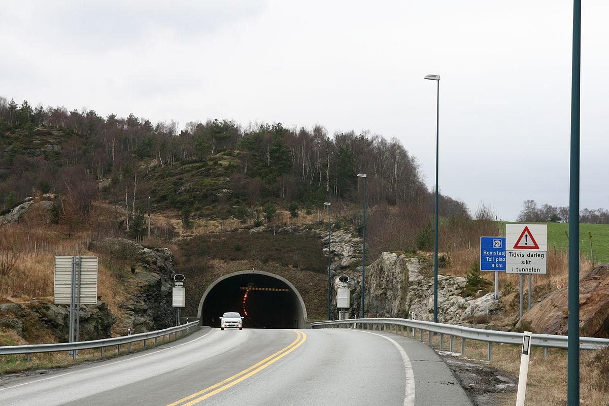 Skanska builds new tunnel in Vestland County, Norway, for NOK 335M, about SEK 330M