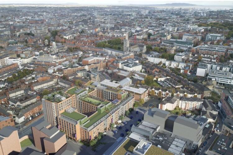 BAM begins work on €100m Dublin scheme