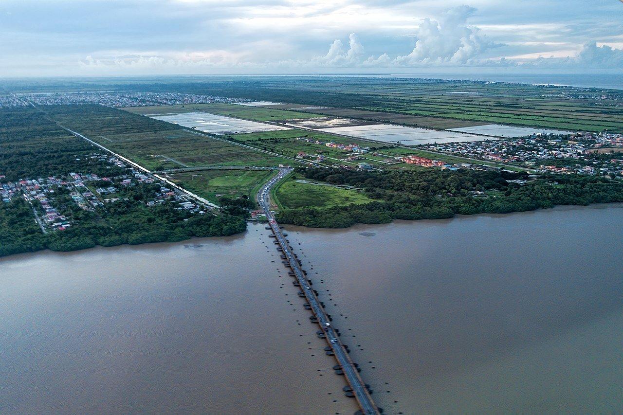 Guyana to tender 1.8km Demerara Bridge in October