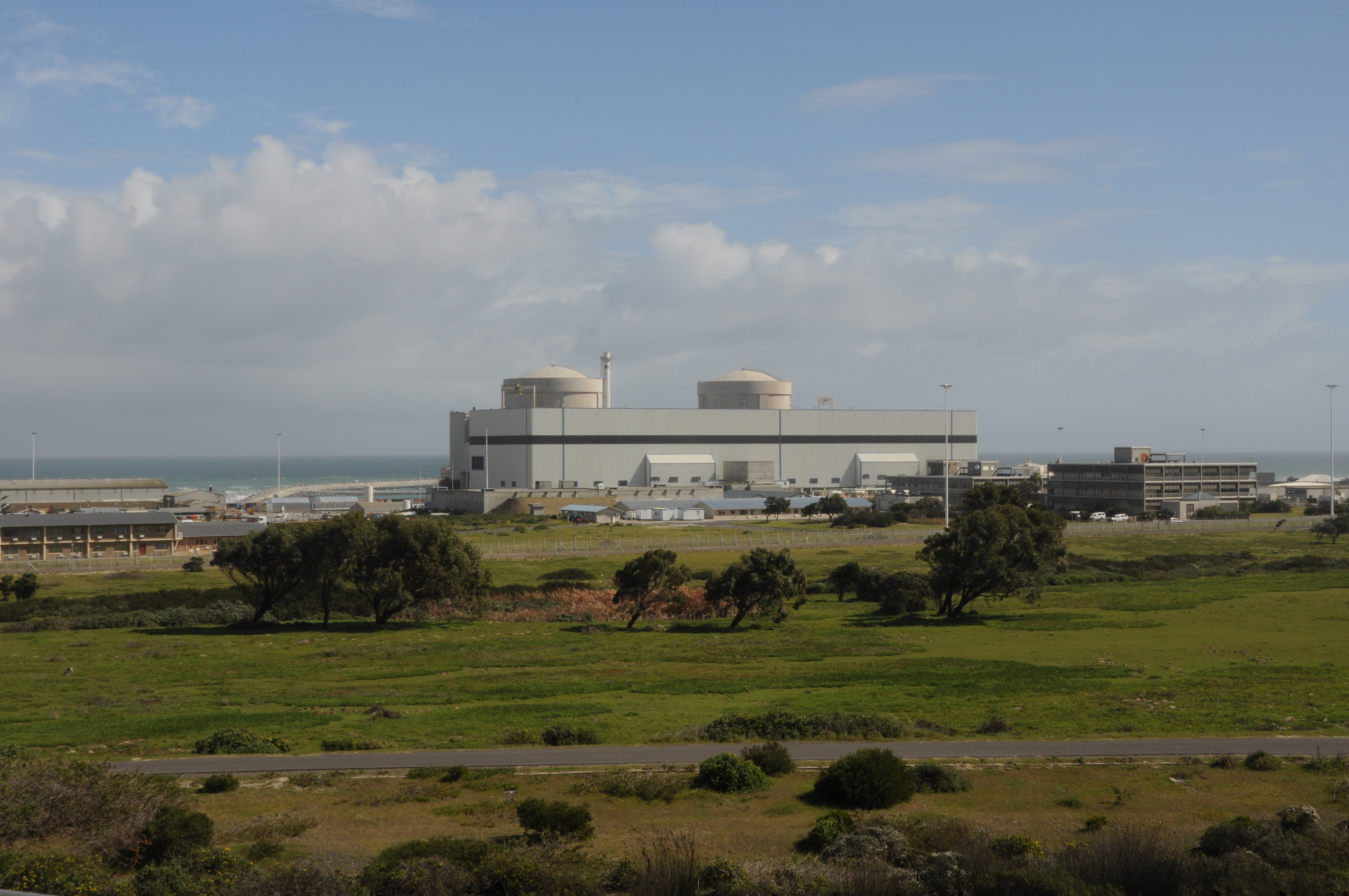 Jacobs selected for Cape Town nuclear plant refurbishment
