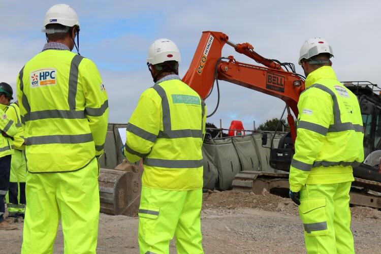 Hinkley Point renews highway maintenance contract
