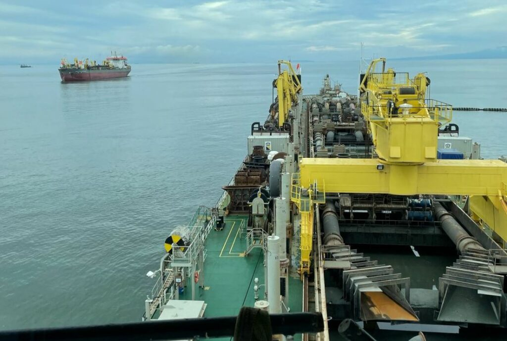 Boskalis takes on the largest project in its history