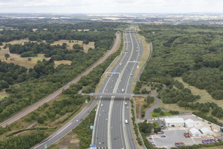 Contractors shortlisted for £1.9bn Lower Thames Crossing approach roads