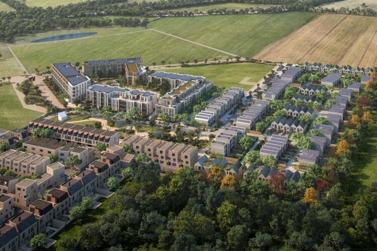 Apache strikes Eddington deal for built-to-rent brand