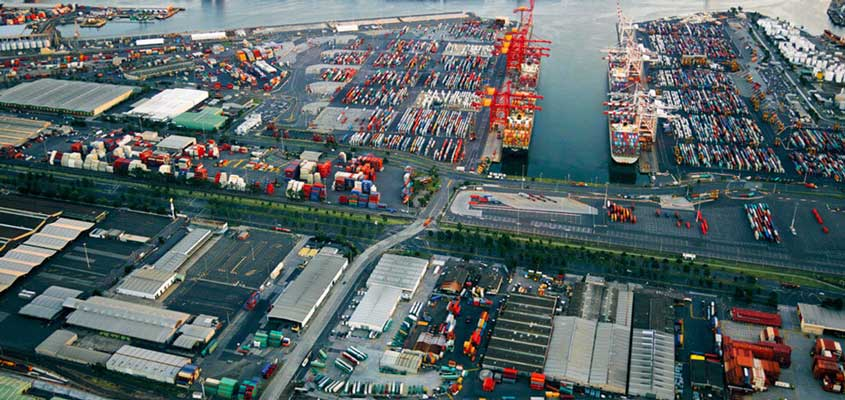VINCI is awarded the Port Rail Transformation Project in Melbourne (Australia)