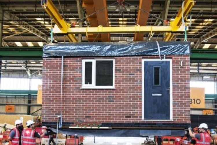 Taxpayers lend another £30m to prefab start-up