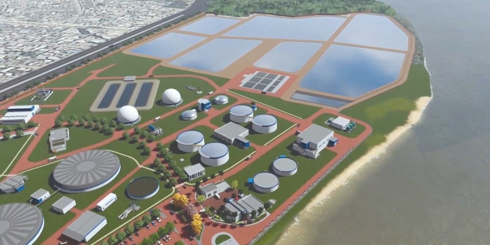 ACCIONA to develop its fourth wastewater treatment plant in Ecuador